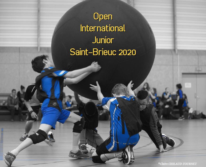 Open International Junior Saint-Brieuc 2020